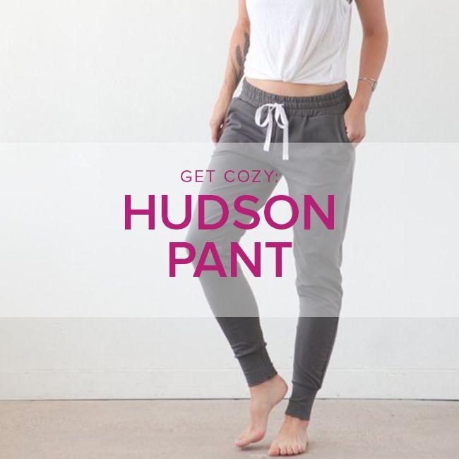 Erica Horton Hudson Pant, Mondays, April 23, 30 & May 7, 6-8:30pm