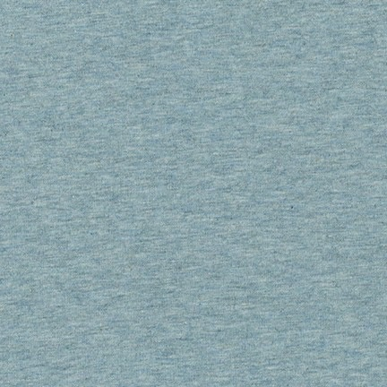 Robert Kaufman Laguna Jersey Heather Chambray
