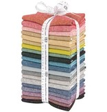 Robert Kaufman Essex Yarn Dyed Fat Quarter Bundle Brights