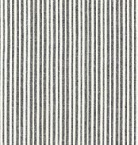Robert Kaufman Essex Yarn Dyed Classic Wovens <br /> Black Stripe