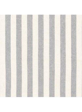 Robert Kaufman Essex Yarn Dyed Classic Wovens Steel Stripe