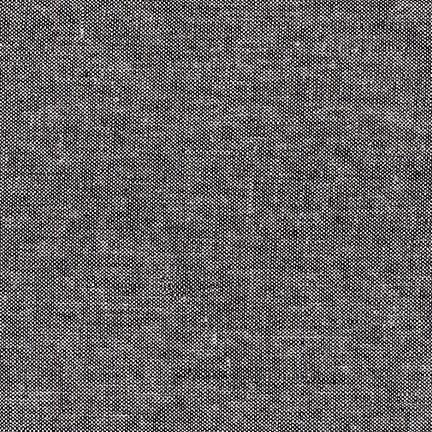 Robert Kaufman Essex Yarn Dyed Canvas Black