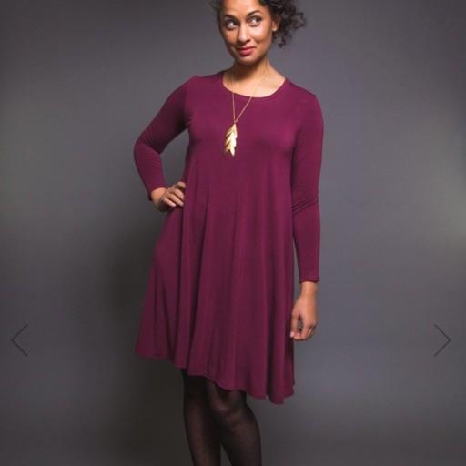 Karin Dejan Ebony Dress, Tuesdays, April 17, 24 & May 1, 6-9pm