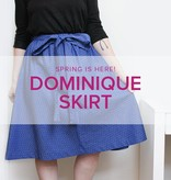Karin Dejan Learn To Sew: Domnique Skirt, Tuesdays, May 8 & 15, 6-9pm