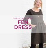 Karin Dejan Fen Dress, Thursdays, May 24, 31 & June 7, 6-9pm