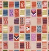 Cotton + Steel Poolside by Cotton + Steel: Towels Peach