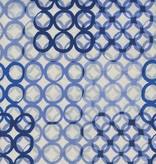 Cotton + Steel Poolside by Cotton + Steel: Macrame Blue