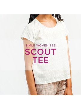 Karin Dejan Scout Tee, Thursdays, May 3 & 10, 6-9pm