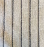 S. Rimmon & Co. Linen Stripe Flax/Grey