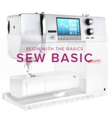 Modern Domestic Sew Basic, ALL AGES, Saturday, June 2, 3-5 pm