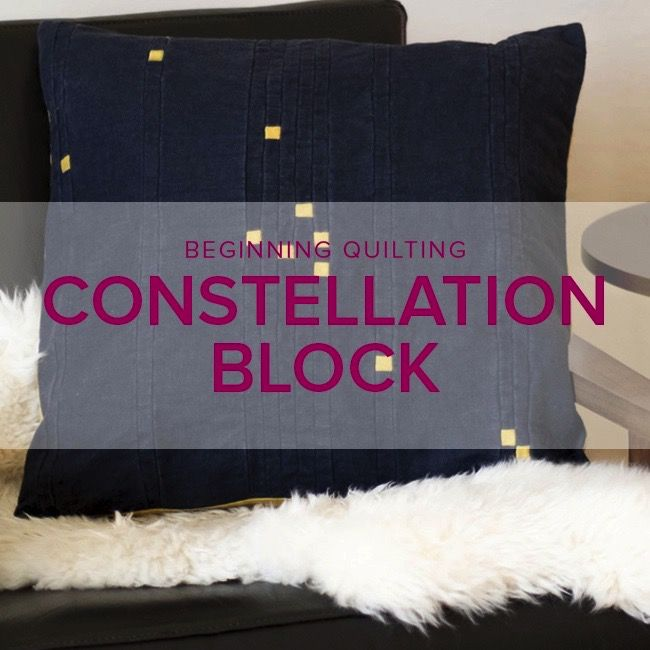 Constellation Block Workshop, Thursday, April 26, 6-9 pm