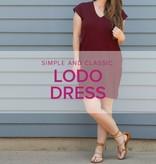 Erica Horton ONE DAY WORKSHOP: Lodo Dress, Sunday, July 1, 10 am - 4:30 pm
