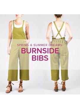 Erica Horton Burnside Bibs, Thursdays, July 5, 12, 19 & 26, 6 - 9 pm