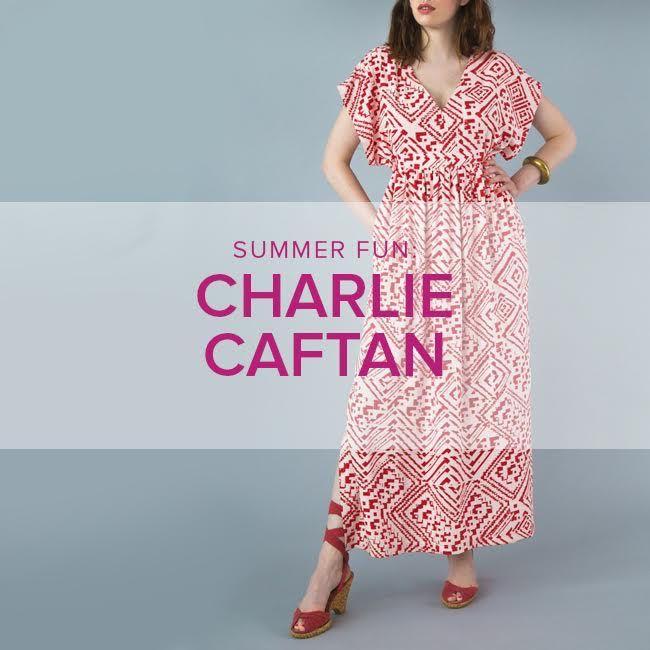Erica Horton Charlie Caftan, Wednesdays, July 18, 25 & August 1, 6 - 9 pm