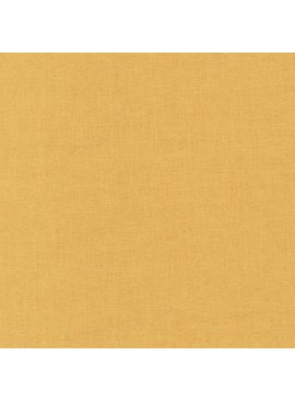 Robert Kaufman Kona Cotton Butterscotch