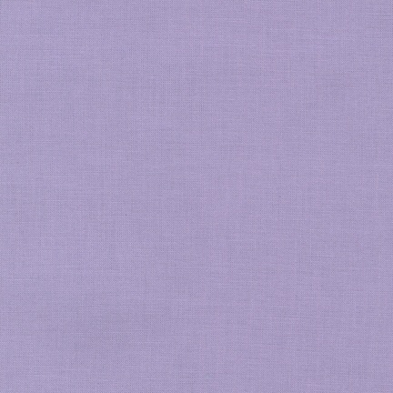 Robert Kaufman Kona Cotton Lilac