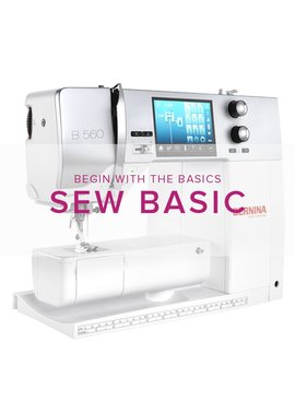 Modern Domestic CLASS FULL! Sew Basic, Saturday, June 23, 3 - 5 pm