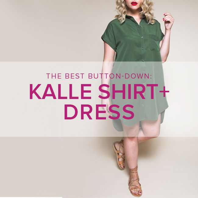 Erica Horton Kalle Top or Dress, Tuesdays, August 7, 14 & 21, 6 - 9 pm