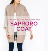 Erica Horton Sapporo Coat, Thursdays, August 30, September 6 & 13, 6 - 8:30 pm