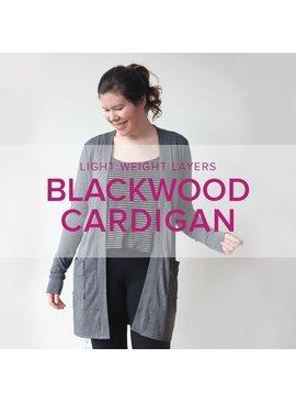 Erica Horton Blackwood Cardigan, Tuesdays, August 28 & September 4, 6 - 9 pm