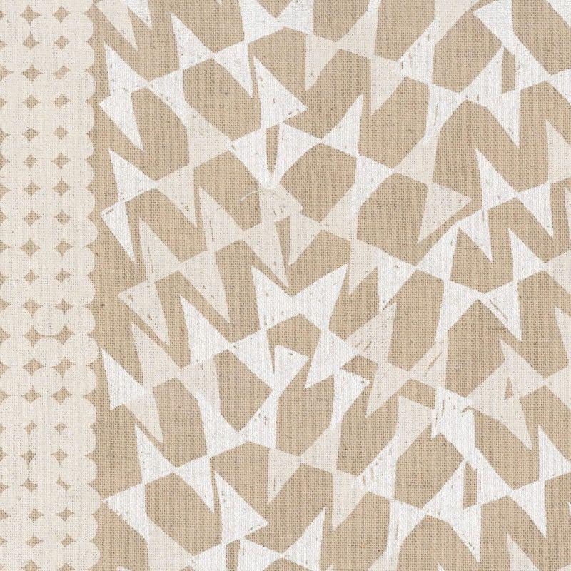 EE Schenck Fabric Caravan Cotton/Linen Canvas: Ibara Natural