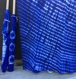 Textile Creations Wind Cave Shibori Curved Stripe