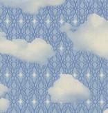 Cotton + Steel Freshly Picked by Cotton + Steel Sky Blue