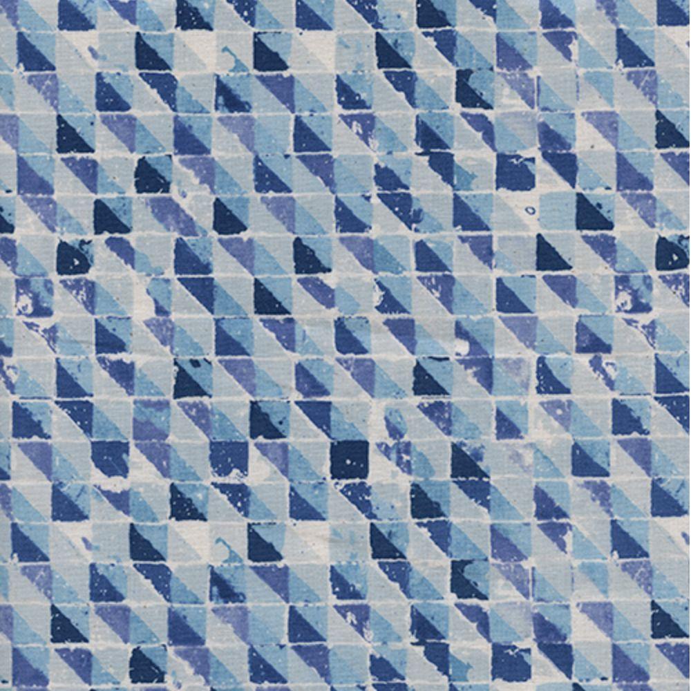 Cotton + Steel Freshly Picked by Cotton + Steel Terrance Blue