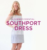 Erica Horton CLASS IN SESSION Southport Dress, Wednesdays  August 29, September 5 & 12, 6 - 8:30 pm