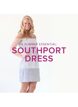 Erica Horton Southport Dress, Wednesdays  August 29, September 5 & 12, 6 - 8:30 pm