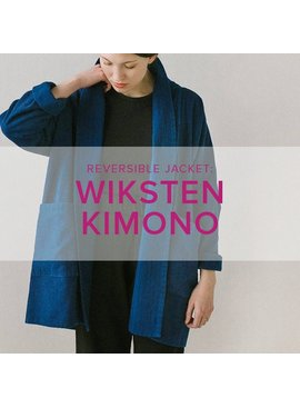 Erica Horton CLASS IN SESSION Wiksten Kimono Jacket, Alberta St. Store, Wednesdays October 10, 17 & 24, 6 - 9 pm