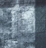 EE Schenck Nani Iro Linen Sheeting: Pipple Charcoal/Cream 100% Linen