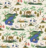 Cotton + Steel English Garden by Cotton + Steel/Rifle Paper Co. Garden Toile Cream