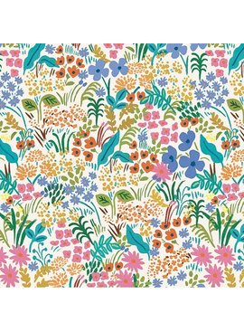 Cotton + Steel English Garden by Cotton + Steel/Rifle Paper Co. Meadow Cream