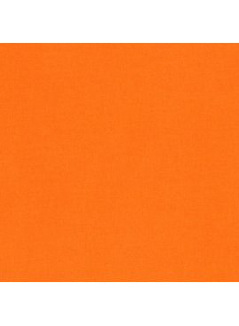 Robert Kaufman Kona Cotton Orange