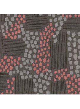 Cotton + Steel Imagined Landscapes by Jen Hewett Aerial View Siesta