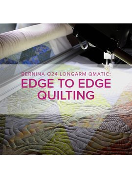 Modern Domestic BERNINA Q24 Class #3: Qmatic Basic, Wednesday & Thursday, October 3 & 4, 11 am - 1 pm