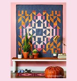 Modern Domestic Quilt Sampler Top 10 Metro Medallion Quilt Kit