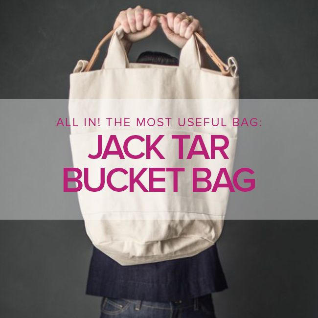 Mimi Loughney Jack Tar Bag, Thursdays, September 27 & October 4, 6 - 8:30 pm