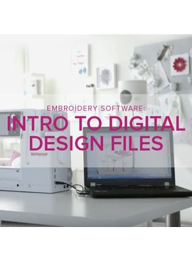 Shelley Caldwell Machine Embroidery Software: Intro to Digital Design Files, Alberta St. Store, Tuesday, October 23, 10:30am - 12:30pm
