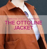 Jeanine Gaitan CLASS IN SESSION Ottoline Workwear Jacket, Alberta St. Store, Thursdays, November 1, 8, & 13, 6-9pm