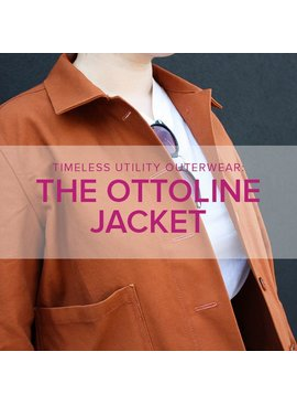Jeanine Gaitan Ottoline Workwear Jacket, Thursdays, November 1, 8, & 13, 6-9pm