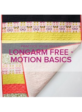 Modern Domestic BERNINA Q24 Class #2: Freemotion Basics, Tuesday, November 13, 1 - 3 pm