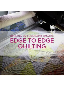 Modern Domestic BERNINA Q24 Class #3: Qmatic Basic, Tuesday & Wednesday, November 20 & 21, 1 - 3 pm