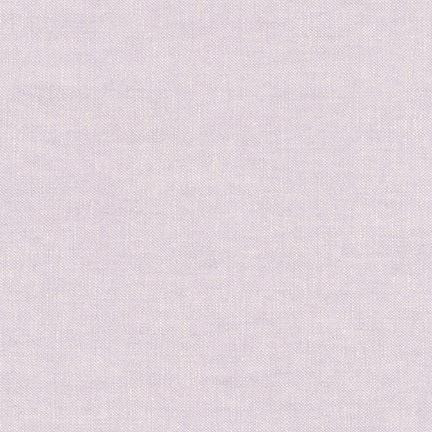 Robert Kaufman Essex Yarn Dyed Lilac