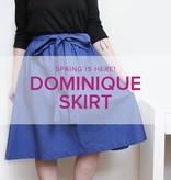 Karin Dejan Learn To Sew: Dominique Skirt, Lake Oswego Store, Thursdays, November 29 & December 6, 6-9 pm