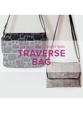 Karin Dejan Traverse Bag, Lake Oswego Store, Wednesdays, December 5 & 12, 2-5 pm