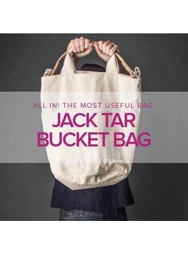 Mimi Loughney Jack Tar Bag, Alberta St. Store, Thursdays, January 17 and 24, 6-9 pm