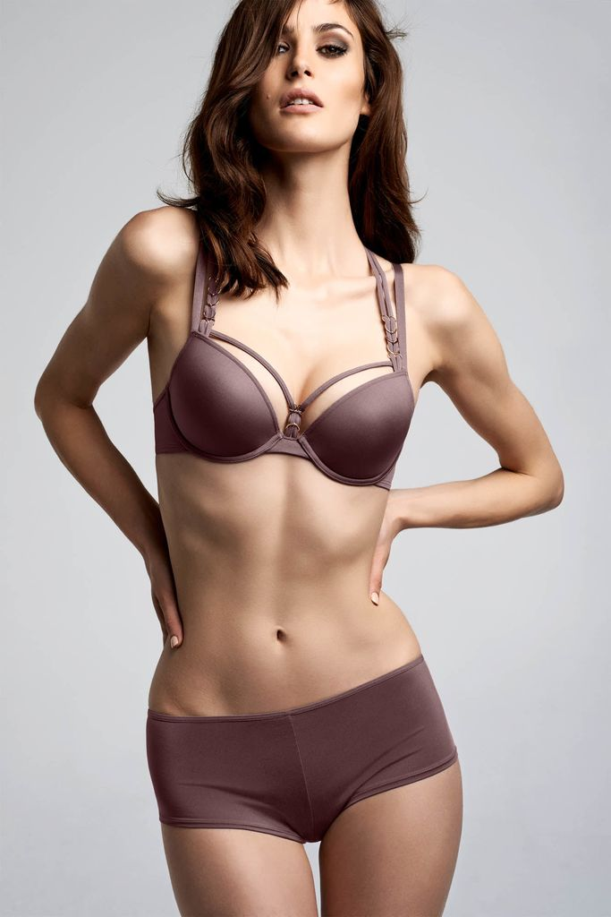 Marlies Dekkers Marlies Dekkers Manjira Taupe Moonstone Brazilian Shorty