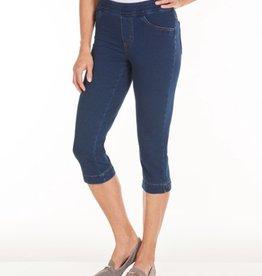 French Dressing Jeans French Dressing Jeans Wonderwaist Capri